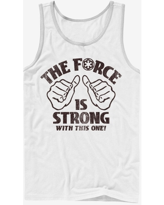 Star Wars The Force is Strong Tank