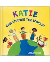 I Can Change The World Personalized Book, Boy