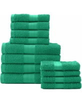 The Big One® 12-pc. Bath Towel Value Pack, Green