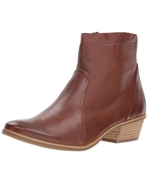 Paul Green Women's Shaw BT Ankle Boot, Nougat Leather, 5.5 M US