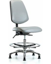 Symple Stuff A Bench Foot Ring Ergonomic Office Chair Bf162131 Color Dove Casters Glides