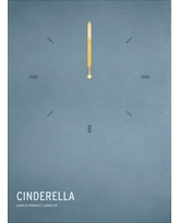 'Cinderella' by Christian Jackson Ready to Hang Canvas Wall Art