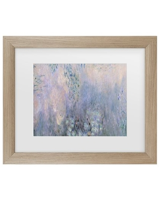 Trademark Fine Art 'Water Lilies 1914-22' Canvas Art by Claude Monet