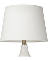Lamp Shade Small Shell - Threshold, White