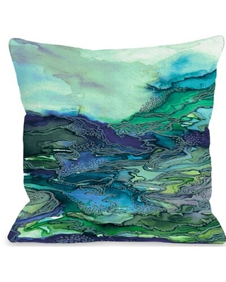 Great Deal On Rosenbloom Bring On Bohemia Getaway Throw Pillow Dakota Fields Size 18 X 18