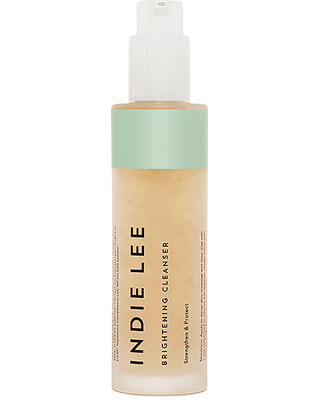 Indie Lee Brightening Cleanser in Beauty: NA.