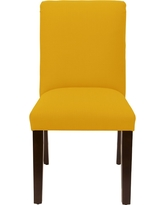 Textured Parsons Dining Chair - Yellow - Threshold