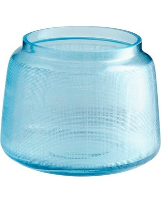 Cyan Design Griddled Sky Small Table Vase 9184