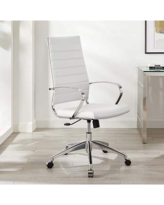 Find The Best Deals On Modway Jive Highback Office Chair White