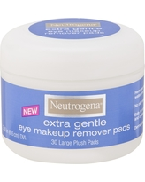 Neutrogena Extra Gentle Eye Makeup Remover Pads - 30 Ct
