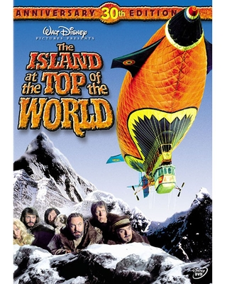The Island at the Top of the World DVD Official shopDisney