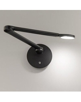 New Deals On Reflex 1 Light Led Dimmable Swing Arm Modern Forms Finish Black