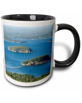 Huge Deal On East Urban Home Frenchman Bay From Cadillac Mountain Maine Jerry And Marcy Monkman Coffee Mug X112202666