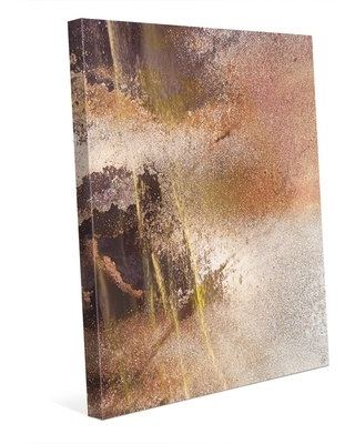 New Deals On Burried In Sand Painting Print Wrapped Canvas Click Wall Art Size 36 H X 24 W X 1 5 D