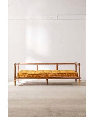 Strange Urban Outfitters Indra Wooden Platform Daybed Brown One Size At Urban Outfitters From Urban Outfitters Bhg Com Shop Bralicious Painted Fabric Chair Ideas Braliciousco