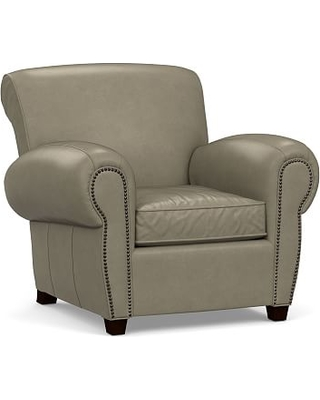 Stupendous Great Deal On Manhattan Leather Armchair Ottoman With Ncnpc Chair Design For Home Ncnpcorg