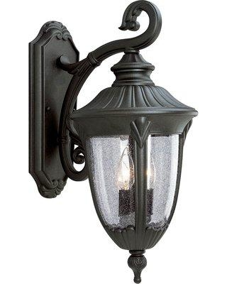 New Sales Are Here 26 Off Alcott Hill Triplehorn 2 Light Outdoor Wall Lantern X112697924