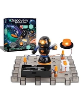Discovery Mindblown Circuitry Action Experiment RobotSpinner, Multicolor