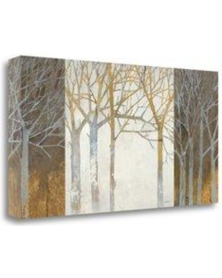 """Tangletown Fine Art 'Night and Day' Print on Wrapped Canvas WA610014-2915c Size: 20"""" H x 39"""" W"""