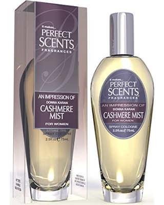 521b501ac5d5f Instyle Fragrances Perfect Scents Inspired by Donna Karan's Cashmere Mist -  Fragrance for Women - 2.5 Fluid Ounces from Amazon | ShapeShop