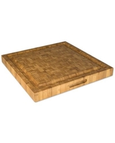 Totally Bamboo Square Pro Cutting Board
