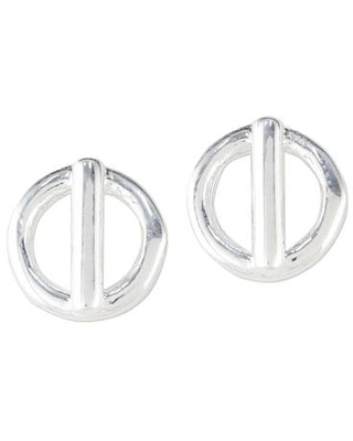 Handcrafted Sterling Silver Stud Earrings from Thailand