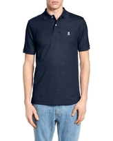 Men's Psycho Bunny The Classic Pique Polo, Size 3(xs) - Blue
