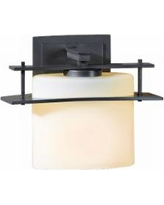 "Arc Ellipse Collection Opal Glass 7 1/2"" High Wall Sconce"