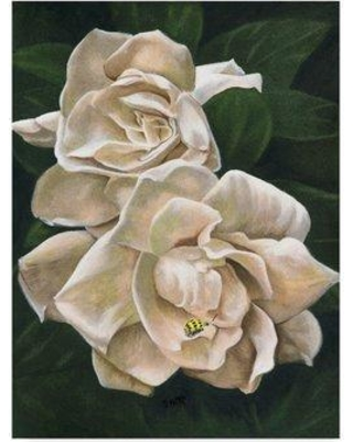 """Trademark Fine Art 'Redolent' Oil Painting Print on Wrapped Canvas ALI25493-CGG Size: 19"""" H x 14"""" W"""
