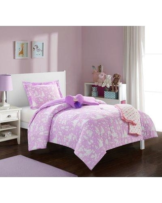 Zoomie Kids Orchard Hill Comforter Set W000948735 Size: Twin