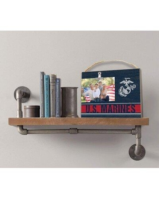 New Deal For Kh Sports Fan United States Marine Corps Clip It Logo Picture Frame 10011031202