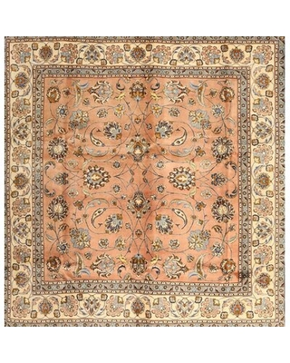 Traditional Red/Beige Area Rug Bloomsbury Market Rug Size: Rectangle 5' x 7'