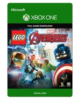 Xbox One LEGO Marvel Super Heroes (Email Delivery)