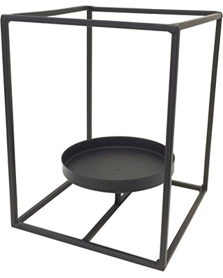 Don\'t Miss This Deal: Biedermann & Sons Metal Box Frame Candle Holder