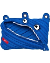 Monster 3 Ring Pouch - Blue