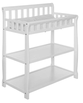 Dream On Me 2-in-1 Ashton Changing Table, White