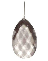 Spectacular Deals On The Holiday Aisle Acrylic Faceted Mercury Teardrop Finial Ornament Plastic In Mercury Gold Size 2 L X 4 W X 5 5 H Wayfair