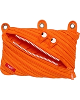 Monster 3 Ring Pouch - Orange