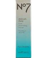 No7 Airbrush Away Pore Minimising Primer - 1oz, Clear