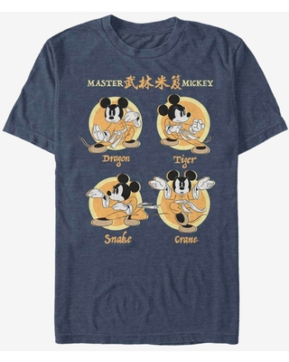 Disney Mickey Mouse The Master Four Up T-Shirt