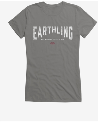 Lunch Hour Productions Earthling Girls T-Shirt