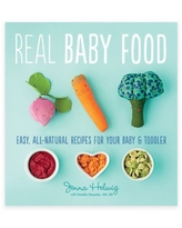 """""""""""Real Baby Food"""""""" Cookbook by Jenna Helwig"""