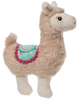 Lily Llama Rattle - Baby Toys & Gifts for Babies - Fat Brain Toys