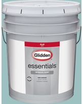 Amazing Sales On Glidden Premium 5 Gal Hdgb24 Trattoria Teal Eggshell Interior Paint With Primer