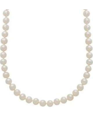 Belk & Co. Gold 14K Yellow Gold Freshwater Pearl Strand Necklace
