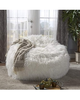 Fabulous Hot Bargains 58 Off Frank And Lulu Soft Seating Faux Fur Ocoug Best Dining Table And Chair Ideas Images Ocougorg