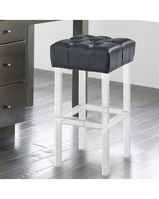 "Latorre Bar & Counter Stool Everly Quinn Seat Height: Counter Stool (26"" Seat Height)"