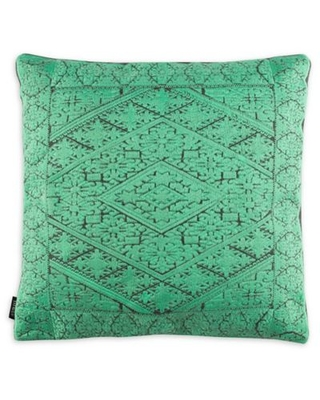 Safavieh Lila Square Throw Pillow in Sea Green