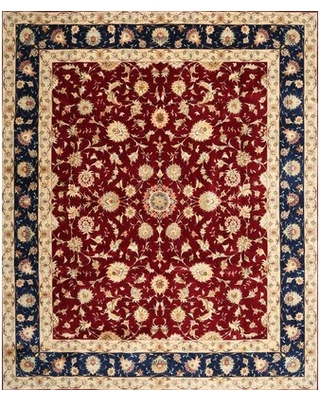New Savings On Durocher Traditional Red Black Area Rug Bloomsbury Market Rug Size Rectangle 3 X 5