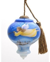 The Holiday Aisle Musical Fairy Finial Ornament THLY1565